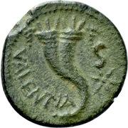 Bronze Æ20 (Vibo Valentia) – revers