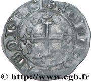 Petit dauphin ou double delphinal - Guiges VIII (1319-1333) – revers