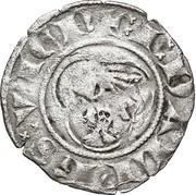 Denier - Jean II (dauphin de Viennois - comte d'Albon) – avers