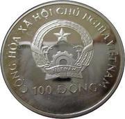 100 dong (Caracal) – avers