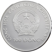 100 Đồng (Summer Olympics Sydney 2000) – revers