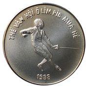 100 dong (Jeux olympiques Séoul 1988) – revers