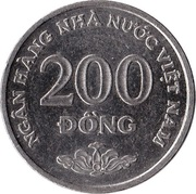 200 dong -  revers