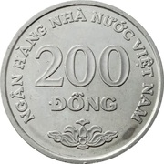 200 dong – revers