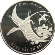 100 dong (rhamphorhynchus) – revers