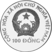 100 dong (Sommet mondial pour l'alimentation) – avers