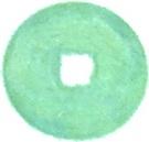 1 Văn - Chính Long (style sigillaire) – revers