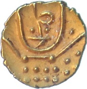 Fanam (Nayaks of Chitradurga) -  avers