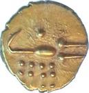 Fanam (Nayaks of Chitradurga) – revers