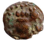 1 Kasu Vijayanagara Devaraya – avers