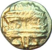 ½ Pagoda - Achyutaraya (Vijayanagar Empire) – revers