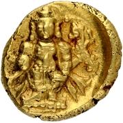 1 Pagoda - Venkatapati Raya II – avers