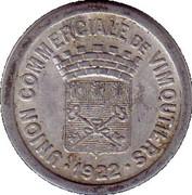 10 centimes - Union Commerciale - Vimoutiers [61] – avers