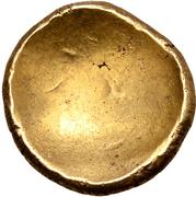 Stater (Regenbogenschüsselchen type) – revers