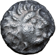 Quinarius (Kreuzquinare Schönaich I Type) – avers
