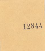 1 Anna (WW II Cash Coupon) – revers