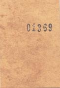 2 Annas (WW II Cash Coupon) – revers
