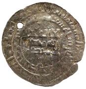 1 Dirham - Abdallah b. Mika'il - 347 AH (Imitating Samanid prototypes; Bulghar mint) – avers
