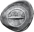 1 didrachm (avec l'inscription) – avers