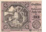 10 Heller (Wachau - St Michael) – avers