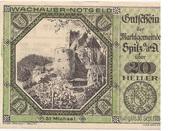 20 Heller (Wachau - St Michael) – avers