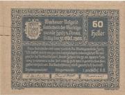 60 Heller (Wachau - Spitz) – avers