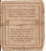 10 Heller (Waidhofen an der Ybbs) – revers