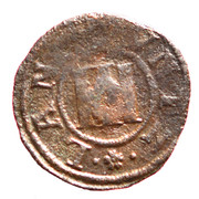 3 pfennig Christian et Wolrad IV -  revers
