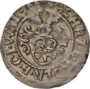 3 Kreuzer - Christian et Wolrad IV. – avers