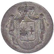 1 mariengroschen Georg Heinrich – avers