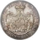 2 Thaler / 3½ Gulden - Georg Heinrich – avers