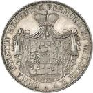 2 Thaler / 3½ Gulden - Georg Victor – avers