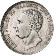 1 kronenthaler Georg – avers