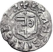 1 Dinar - Radu I. (Type I.) – avers