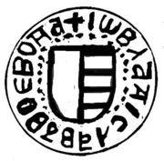 1 Ducat - Vladislav I (Type IIIb2) – avers