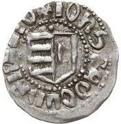 1 Dinar - Radu I. – avers
