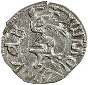 1 Dinar - Mircea cel Bătrân – revers