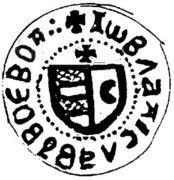 1 Ducat (Vladislav I) – avers