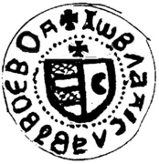 1 Ducat - Vladislav I (Type I) – avers