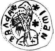 1 Ducat - Vladislav I (Type I) – revers