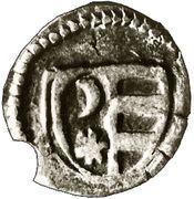 1 Ban - Vlad III Țepeș – avers