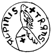 1 Ducat - Vladislav I (Type IIa) – revers