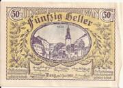 50 Heller (Wang) – avers