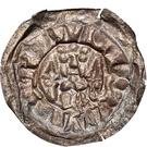 1 Brakteat - Heinrich VIII. to Heinrich IX. (Weida) – avers