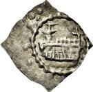 1 Pfennig - Friedrich I. (Vierzipfeliger Pfennig) – avers
