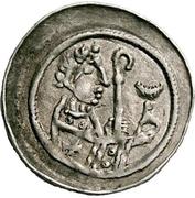 1 Pfennig (Dickpfennig) – avers