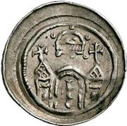 1 Pfennig (Dickpfennig) – revers