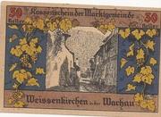 30 Heller (Weissenkirchen) – avers
