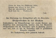 50 Heller (Weissenkirchen) – revers