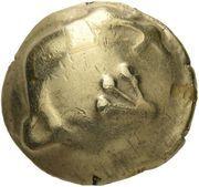 Stater (Muscheln type) – avers